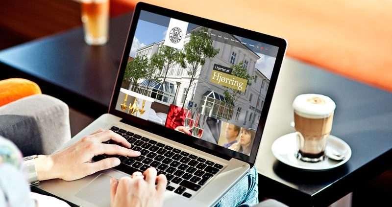 Ny hjemmeside til Hotel Phønix Hjørring